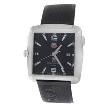 TAG Heuer Men's  Tiger Woods WAE1110 Golf Steel Date 36MM