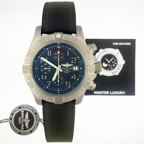 Breitling Avenger Bandit Titanium 45mm Grey United States of America, New York, NEW YORK