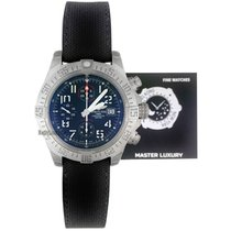 Breitling Avenger Bandit new 2020 Automatic Chronograph Watch with original box and original papers E1338310/M536/253S