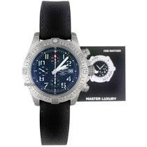 Breitling Avenger Bandit nouveau 2020 Remontage automatique Chronographe Montre avec coffret d'origine et papiers d'origine E1338310/M536/253S