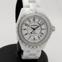 Chanel J12 - 38mm - Original Diamonds Setting H0969