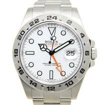 劳力士  Stainless Steel White Automatic 216570WT
