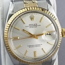 Rolex Datejust 1601 Good Yellow gold 36 x 38mm Automatic Canada, Victoria British Columbia