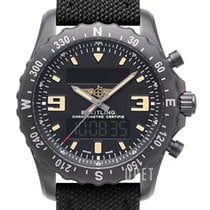 Breitling Chronospace Military new Steel