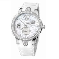 Ulysse Nardin Executive Dual Time Lady 243-10/691 new