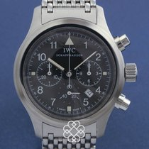 IWC Pilot Chronograph pre-owned Steel