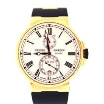Ulysse Nardin Marine Chronometer Manufacture Rose gold 45mm