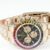 Rolex 116595RBOW Or rose Daytona 40mm