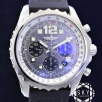 Breitling Chronospace Automatic pre-owned 46mm Steel