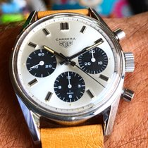 Heuer Chronograph 36mm Manual winding 1960 pre-owned