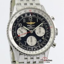Breitling Navitimer 01 Steel 43mm Black