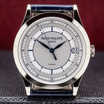 Patek Philippe new Automatic Display Back 38mm White gold Sapphire Glass