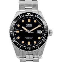 Oris 01 733 7747 4055-07 8 17 18 Divers Sixty Five 36.00mm new