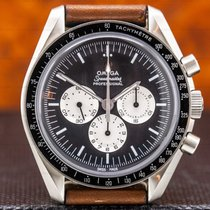 Omega Speedmaster Professional Moonwatch Steel 42mm Black Arabic numerals