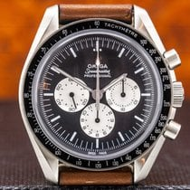 Omega 311.32.42.30.01.001 Stål 2012 Speedmaster Professional Moonwatch 42mm begagnad