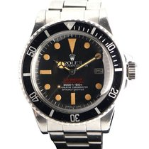 Rolex Sea-Dweller Steel 40mm Black No numerals United Kingdom, Tunbridge Wells