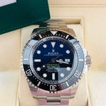 Rolex Sea-Dweller Deepsea Steel 44mm No numerals