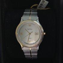 Paul Picot Reloj de dama 30mm Cuarzo nuevo Reloj con estuche y documentos originales