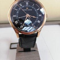 Maurice Lacroix Masterpiece Cinq Aiguilles neu Automatik Uhr mit Original-Box und Original-Papieren MP6507-PG101-310