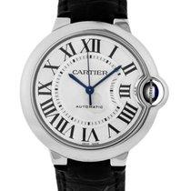 Cartier Ballon Bleu 36mm new Automatic Watch with original box W69017Z4