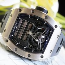 Richard Mille RM 69 White gold