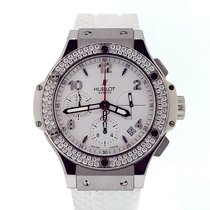 Hublot Big Bang 41 mm Steel 41mm White United States of America, New York, New York