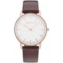 Gant Steel 40mm Quartz GT039005 new