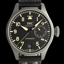IWC Big Pilot Titan 46mm Svart