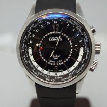 Vulcain Steel Automatic 100108.028 pre-owned