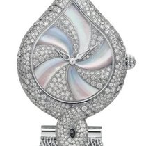 Blancpain Women White gold Mother of pearl