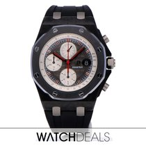 Audemars Piguet Carbon 42mm Grey