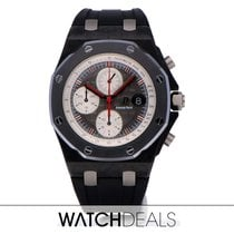 Audemars Piguet Carbon 42mm Grau