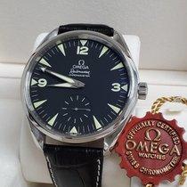 Omega Seamaster Railmaster Steel Black Arabic numerals United States of America, California, Los Angeles