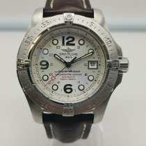 Breitling Steel 44mm Automatic A17390 pre-owned