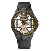Ulysse Nardin Executive Skeleton Tourbillon 3715260/CARB new
