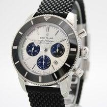 Breitling Superocean Héritage Chronograph Stahl 44mm Silber Deutschland, Sulzfeld