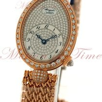 Breguet Rose gold 25mm Automatic 8928BR/8D/J20.DD00 pre-owned