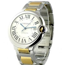 Cartier W69009Z3 Ballon Bleu - Large Size with Steel and...