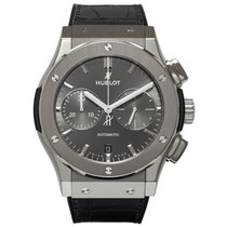 Hublot Classic Fusion Racing Grey Chronograph Titanium 45 mm