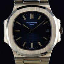 Patek Philippe Patel Phillippe Nautilus Yellow Gold 3800