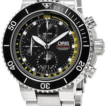 Oris Aquis Depth Gauge Chronograph 77477084154MB
