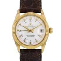 Rolex Oyster Perpetual Date en or jaune Ref : 6827 vers 1977