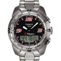 Tissot Men's T0134201105700 T-Touch Expert Watch
