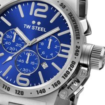 TW Steel CB13 Canteen Bracelet Chronograph 45mm 10ATM