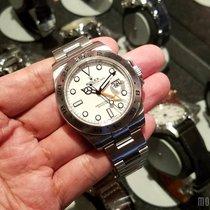 勞力士 (Rolex) 216570 White Dial Explorer II 42mm