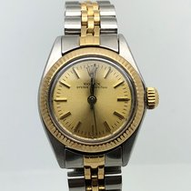 Rolex Oyster Perpetual Lady 26MM AUTOMATIC STEEL/GOLD