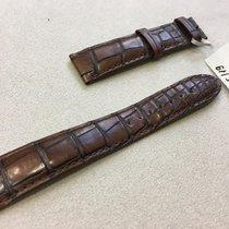 Montblanc Chocolate Semi-Matt Alligator Strap for STAR 39mm