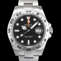 Rolex Explorer II Black/Steel Ø42 mm - 216570
