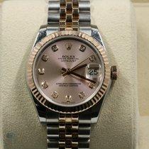 Rolex 178271 Acero y oro 2009 Lady-Datejust 31mm usados