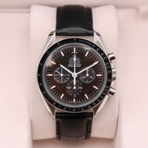 Omega Speedmaster Racing Steel 42mm Black No numerals